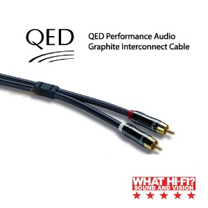 QED(큐이디) Performance Audio Graphite(그라파이트)